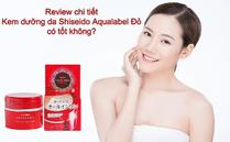 kem-duong-da-shiseido-aqualabel-do-co-tot-khong