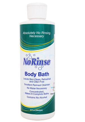 No Rinse