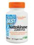 Viên uống Doctor's Best Nattokinase bổ tim mạch, hỗ trợ ngăn ngừa đột quỵ